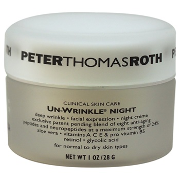 Peter Thomas Roth Un-Wrinkle Night Creme Cream