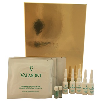 Valmont Eye Regenerating Mask Treatment 10 x 0.014oz Collagen Sheet (Eye), 5 x 0.24oz Precursor Complex (Eye), 2 x 0.06oz Collagen Post Treatment