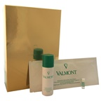 Valmont Regenerating Mask Treatment 5 x 1.2oz Collagen Sheet, 5 x 0.06oz Collagen Post Treatment, 2oz Swiss Glacial Spring Water