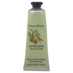 Crabtree & Evelyn Avocado Olive & Basil Ultra-Moisturising Hand Therapy Hand Cream