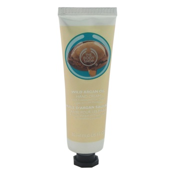 The Body Shop Wild Argan Oil Hand Cream