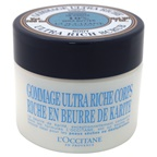 L'occitane Shea Butter Ultra Rich Body Scrub for Dry or Dehydrated Skin Scrub