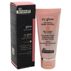 Dr. Brandt CC Glow with Signature Ruby Crystal SPF 30 - Light To Medium Cream