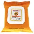 Burt's Bees Facial Cleansing Towelettes - Peach & Willow Bark Exfoliating