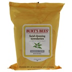 Burt's Bees Facial Cleansing Towelettes - White Tea Extract