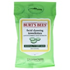 Burt's Bees Facial Cleansing Towelettes - Cucumber and Sage