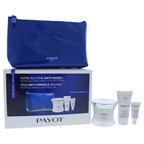 Payot Techni Liss Anti-Wrinkle Set 1.6oz Techni Liss Active, 0.10oz Techni Regard, 0.50oz Techni Peel Masque, Pouch