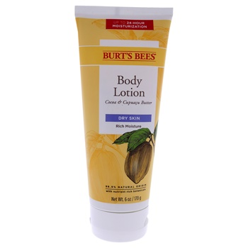 Burt's Bees Cocoa & Cupuacu Butters Body Lotion