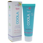 Coola Mineral Face Sunscreen Tinted Moisturizer SPF 20 - Rose Essence