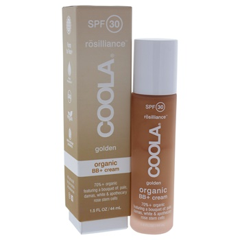 Coola Rosilliance Organic BB Cream SPF 30 - Golden