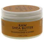Shea Moisture Raw Shea Butter Infused with Frankincense & Myrrh Moisturizer