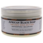 Nubian Heritage Shea Butter Infused with African Black Soap Extract Lotion