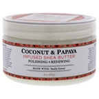 Nubian Heritage Coconut & Papaya Infused Shea Butter Polishing & Renewing Moisturizer