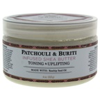 Nubian Heritage Patchouli & Buriti Infused Shea Butter Toning & Uplifting Cream