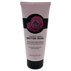 The Body Shop British Rose Petal Soft Hand Cream
