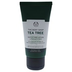 The Body Shop Tea Tree Mattifying Lotion Suitable For Blemished Skin