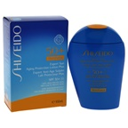 Shiseido Expert Sun Aging Protection Lotion Plus WetForce SPF 50 Sunscreen