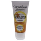 Original Sprout Face & Body Sunscreen SPF 27