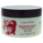 Crabtree & Evelyn Pomegranate Argan & Grapeseed Skin Indulging Body Cream