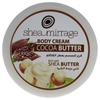 Shea Mirrage Body Cream Cocoa Butter