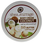 Shea Mirrage Body Cream Coconut