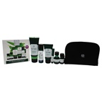 The Body Shop Tea Tree Anti-Blemish Kit 0.33oz Tea Tree Oil, 0.67 oz Jumbo Tea Treeoil 1.69 Mattifyng Lotion 3.3 oz Squeaky clean scrub 1.0 oz Night Lotion 0.08 oz Targeted Gel