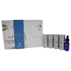 Image O2 Lift Treatment Kit 1oz Gel to Milk Cleanser, 1oz Enzymatic Facial Peel, 1oz Oxygenating Facial Fasque, 1oz Tinted Moisturizer SPF 15 Sunscreen, 0.5oz Stem Cell Facial Enhancer