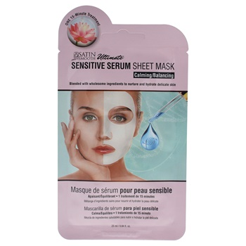 Satin Smooth Sensitive Serum Sheet Mask