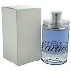 Cartier Eau de Cartier Vetiver Bleu EDT Spray (Tester)