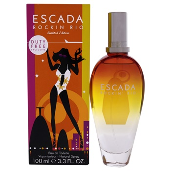 Escada Escada Rockin Rio EDT Spray (Limited Edition)