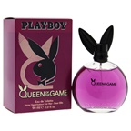 Playboy Queen Of The Game EDT Spray