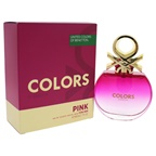 United Colors of Benetton Colors Pink EDT Spray