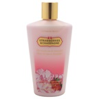 Victoria's Secret Strawberries and Champagne Body Lotion