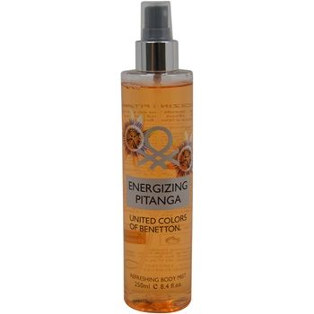 United Colors of Benetton Energizing Pitanga Body Mist