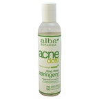 Alba Botanica Acnedote Deep Clean Astringent Facial Wash