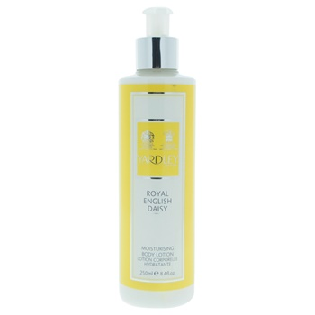 Yardley London Royal English Daisy Moisturizing Body Lotion