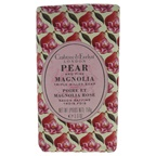 Crabtree & Evelyn Pear and Pink Magnolia Triple Milled Soap Soap