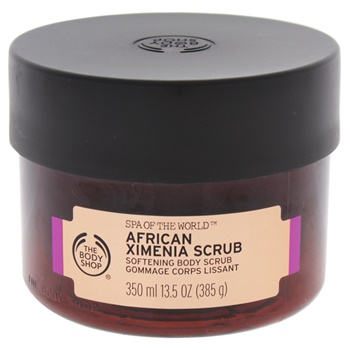 The Body Shop Spa Of The World African Ximenia Scrub Body Scrub