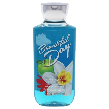 Bath & Body Works Beautiful Day Shower Gel