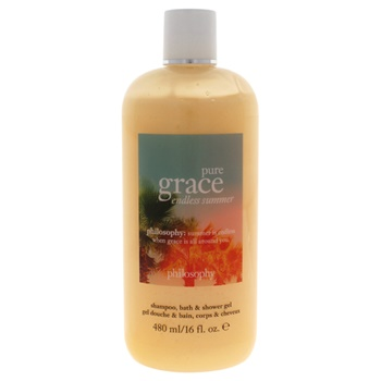 Philosophy Pure Grace Endless Summer Shampoo Bath & Shower Gel