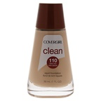 Covergirl Clean Liquid Foundation - # 110 Classic Ivory