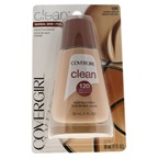 Covergirl Clean Liquid Foundation - # 120 Creamy Natural
