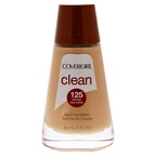 Covergirl Clean Liquid Foundation - # 125 Buff Beige