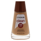 Covergirl Clean Liquid Foundation - # 155 Soft Honey