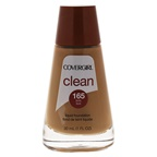 Covergirl Clean Liquid Foundation - # 165 Tawny