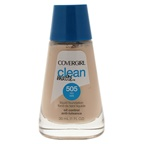Covergirl Clean Matte Liquid Foundation - # 505 Ivory
