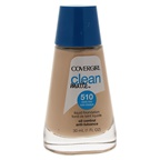Covergirl Clean Matte Liquid Foundation - # 510 Classic Ivory