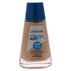 Covergirl Clean Matte Liquid Foundation - # 520 Creamy Natural