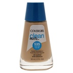 Covergirl Clean Matte Liquid Foundation - # 535 Medium Light
