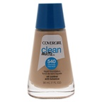 Covergirl Clean Matte Liquid Foundation - # 540 Natural Beige